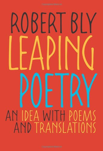 Leaping Poetry An Idea with Poems and Translations  2008 edition cover