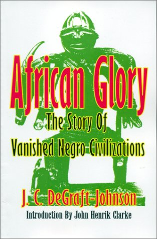 African Glory 1st (Reprint) edition cover