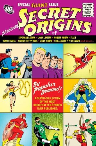 DC Universe - Secret Origins   2012 9781401234034 Front Cover