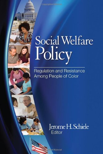 Social Welfare Policy Regulation and Resistance among People of Color  2011 edition cover