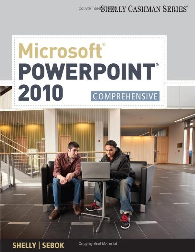 Microsoft� PowerPoint� 2010   2012 9781439079034 Front Cover
