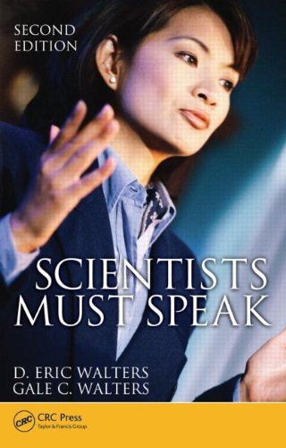 Scientists Must Speak  2nd 2010 (Revised) edition cover