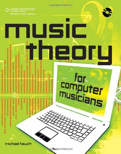 Music Theory for Computer Musicians   2008 edition cover