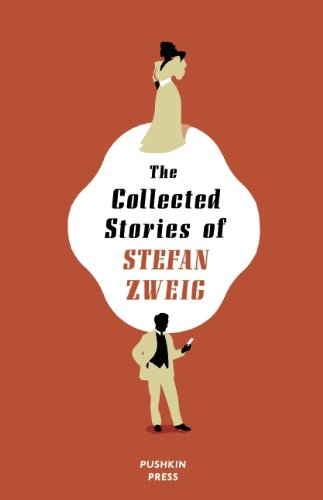 Collected Stories of Stefan Zweig   2013 edition cover