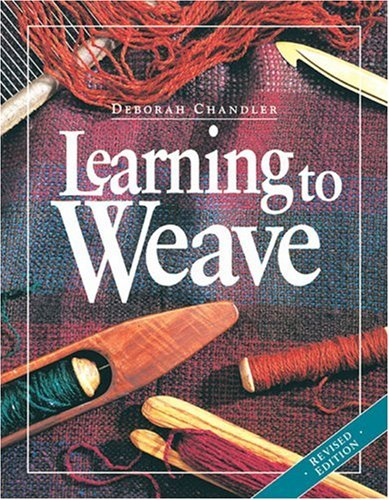Learning to Weave  2nd 1995 (Revised) edition cover