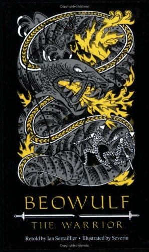 Beowulf the Warrior   1994 (Reprint) edition cover