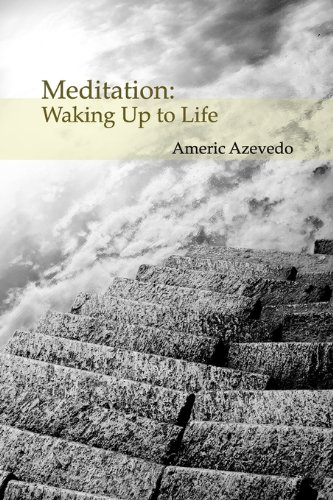 Meditation Waking up to Life  2010 9781935551034 Front Cover