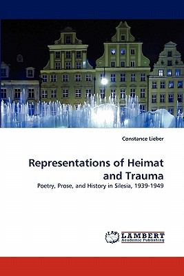 Representations of Heimat and Traum  N/A 9783838399034 Front Cover