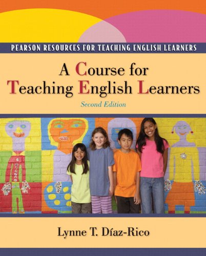 Course for Teaching English Learners  2nd 2012 edition cover