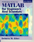 Introduction to MATLAB for Engineers and Scientists   1996 9780135197035 Front Cover