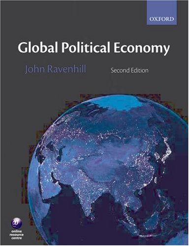 Global Political Economy  2nd 2007 9780199292035 Front Cover