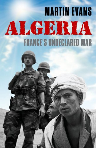 Algeria France's Undeclared War  2013 edition cover