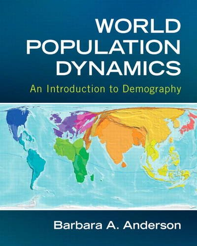 World Population Dynamics An Introduction to Demography  2015 edition cover