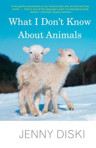 What I Don't Know about Animals   2010 edition cover