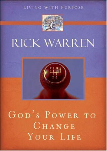 God's Power to Change Your Life   2006 edition cover