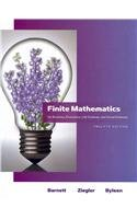 Finite Mathematics for Business, Economics, Life Sciences and Social Sciences  12th 2011 edition cover