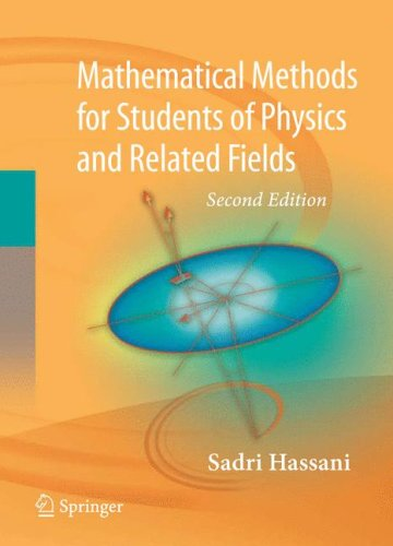 Mathematical Methods for Students of Physics and Related Fields  2nd 2009 edition cover