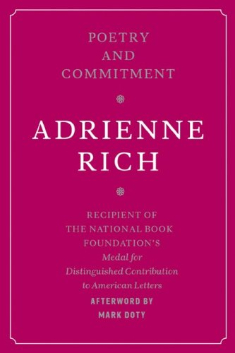 Poetry and Commitment   2007 edition cover