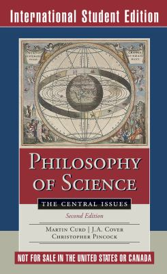 Philosophy of Science The Central Issues 2nd 2013 edition cover