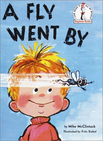Fly Went By   1958 (Large Type) edition cover
