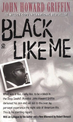 Black Like Me   1996 (Revised) edition cover