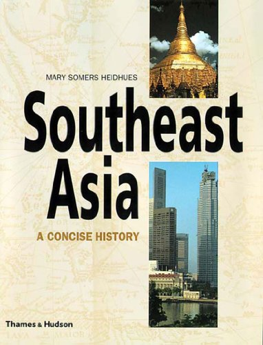 Southeast Asia A Concise History  2001 edition cover