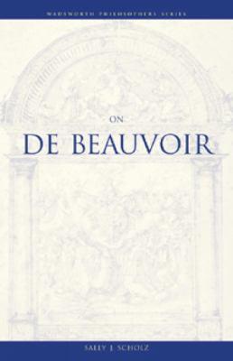 On de Beauvoir   2000 9780534576035 Front Cover