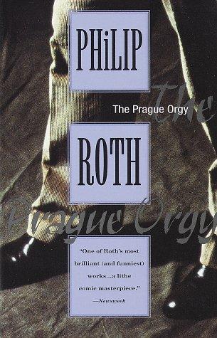 Prague Orgy  N/A edition cover