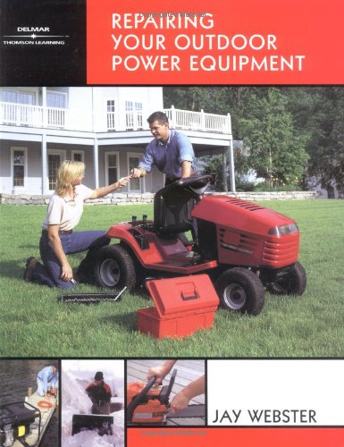 Repairing Your Outdoor Power Equipment (Trade)   2001 edition cover