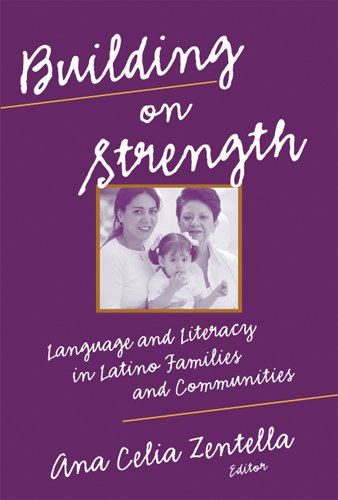 Building on Strength Language and Literacy in Latino Families and Communities  2005 edition cover