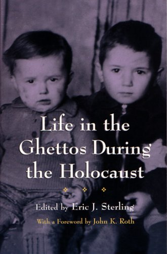 Life in the Ghettos During the Holocaust   2004 edition cover