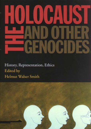 Holocaust and Other Genocides History, Representation, Ethics  2002 edition cover