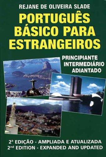 Portugues Basico para Estrangeiros : Livro de Exercicios 2nd 1999 (Revised) edition cover