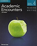 Academic Encounters, Level 4 Human Behavior 2nd (Revised) 9781107603035 Front Cover