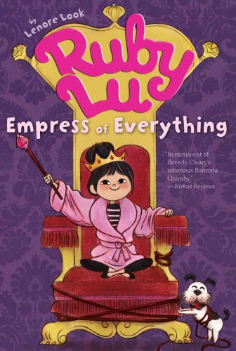 Ruby Lu, Empress of Everything   2007 edition cover