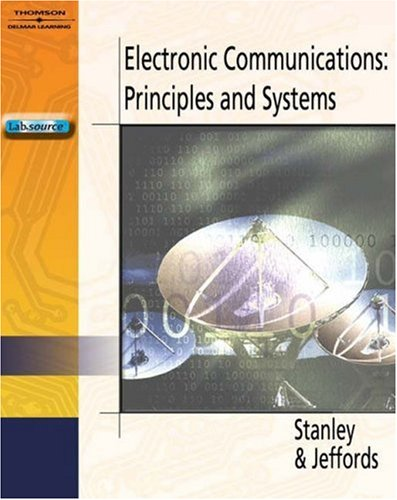 Electronic Communications Principles and Systems  2006 edition cover