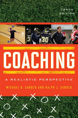 Coaching A Realistic Perspective 10th 2010 edition cover