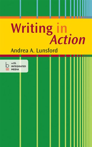 Writing in Action   2014 edition cover