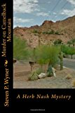 Murder on Camelback Mountain  N/A 9781491254035 Front Cover