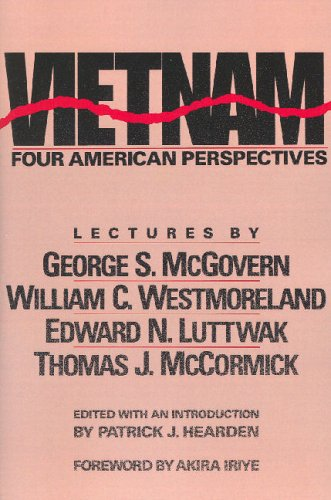 Vietnam Four American Perspectives  1990 edition cover