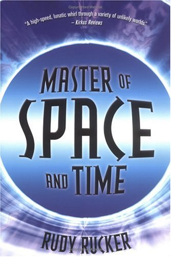 Master of Space and Time  N/A 9781560257035 Front Cover