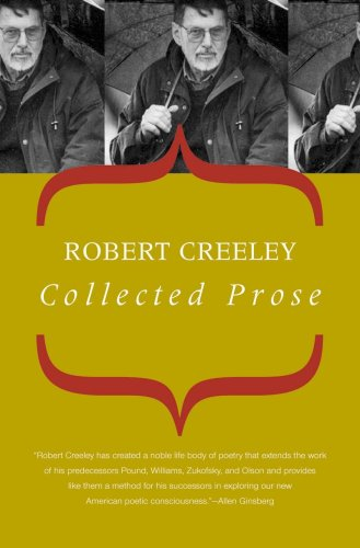 Collected Prose   2001 (Revised) edition cover