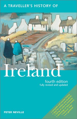 Traveller's History of Ireland 4th 2003 9781566565035 Front Cover
