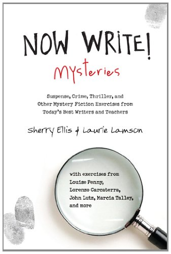 Now Write! Mysteries Suspense, Crime, Thriller, and Other Mystery Fiction Exercises from Today's Best Writers and Teachers  2012 edition cover