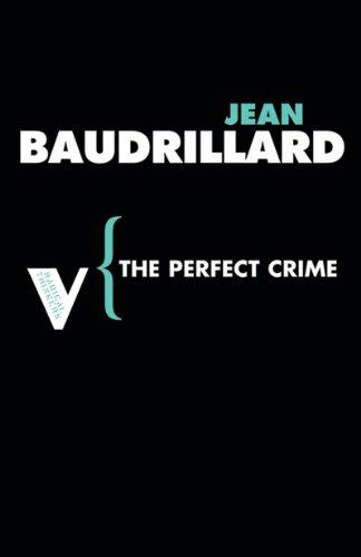 Perfect Crime   2008 edition cover