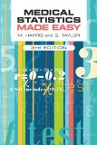 Medical Statistics Made Easy  3rd 2014 (Revised) 9781907904035 Front Cover