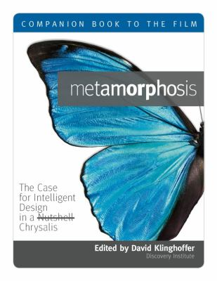 Metamorphosis Companion Book to the Film  2011 9781936599035 Front Cover