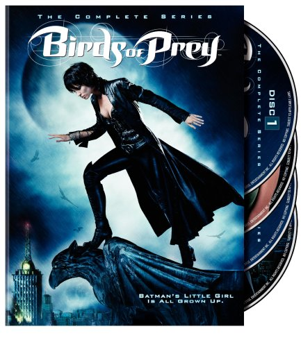 Birds of Prey: The Complete Series System.Collections.Generic.List`1[System.String] artwork