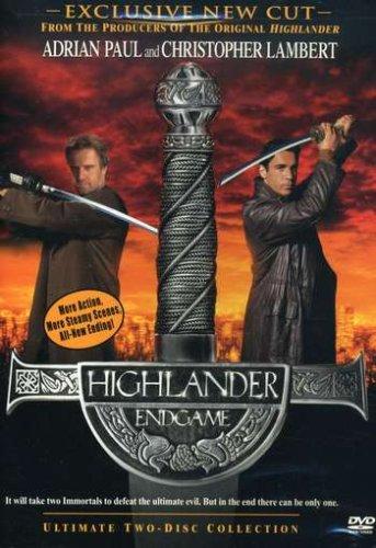 Highlander - Endgame System.Collections.Generic.List`1[System.String] artwork