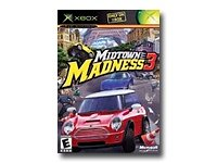 Midtown Madness 3 [Xbox Classics] Xbox artwork